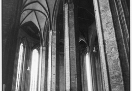 church interior, Frankfurt