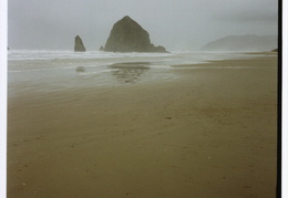 Coannon Beach, Oregon
