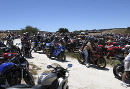 Moto GP at Laguna Seca