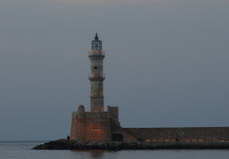 lighthouse, Hania